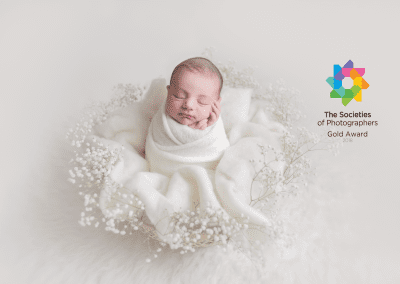 Award winning newborn photography by EvaGud Photography