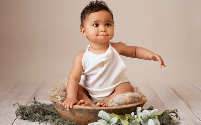 Baby Portrait Photography in East London