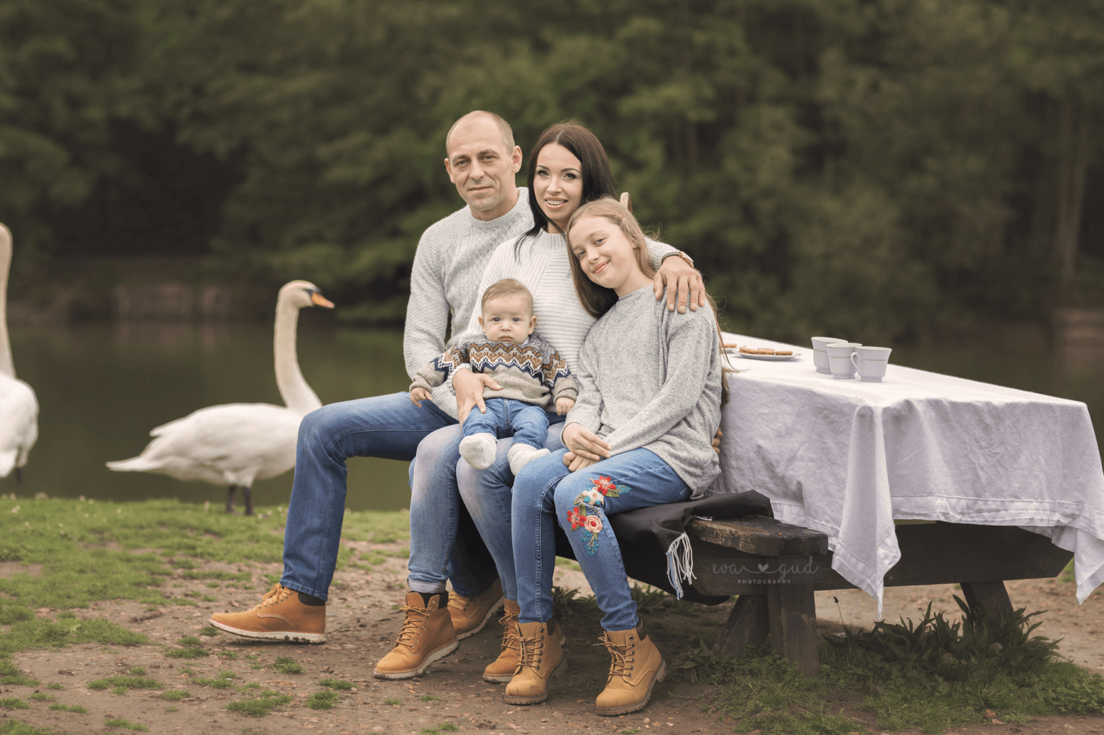 Family photography in North London