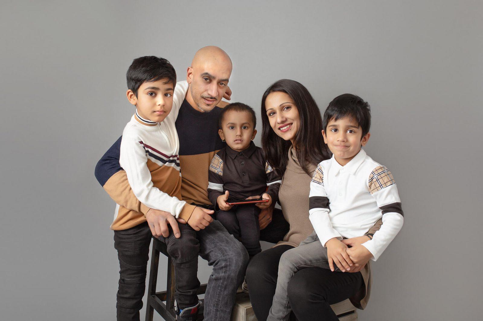 Ilford family photographer East London