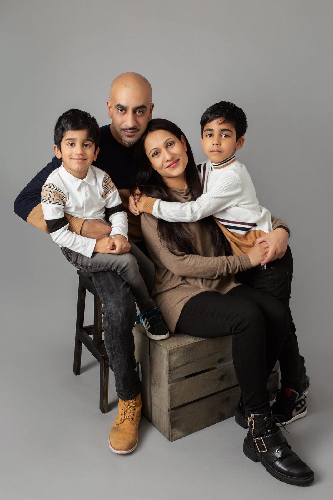 Ilford family photograpy