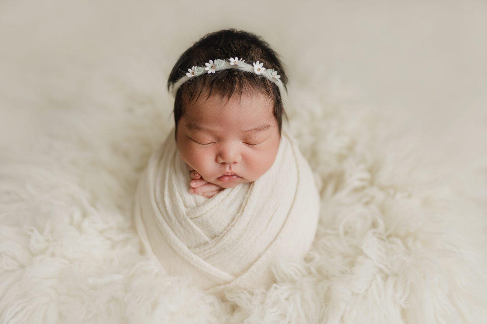 newborn photoshoot in Harold hill